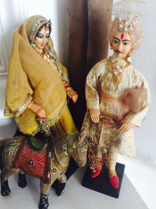 Vikesh et Vidya